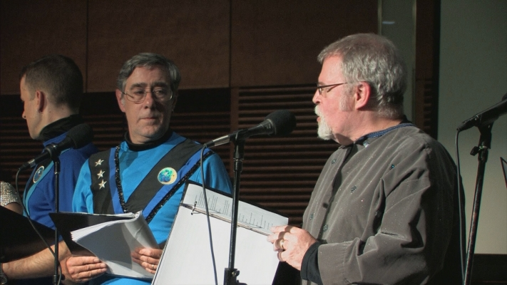 Old Time Radio Drama: Forbidden Planet Decoded | University Place