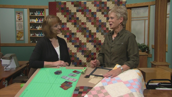 Patchwork Patterns Inspired by Antique Quilts, Part 1