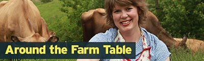 Around the Farm Table