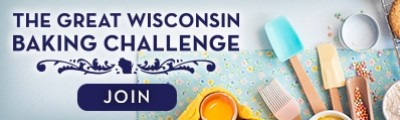 Join the Great Wisconsin Baking Challenge!