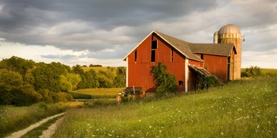 Wisconsin Barns: Stories in Wood & Stone