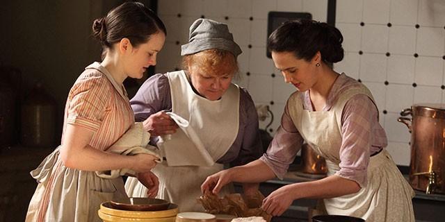 Downton Abbey, Season 2: Episode 6