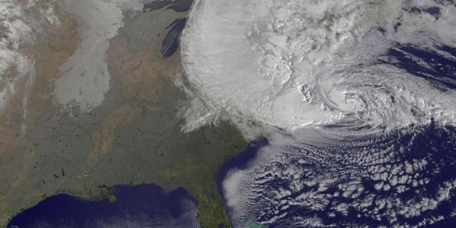 Inside the Megastorm