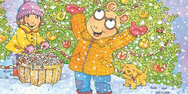 Arthurs Christmas.Arthur S Perfect Christmas Wisconsin Public Television