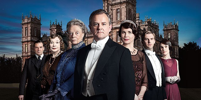 Downton Abbey, Season 3, Episode 1