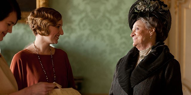 Masterpiece Classic-Downton Abbey, Season 3, Episode 2