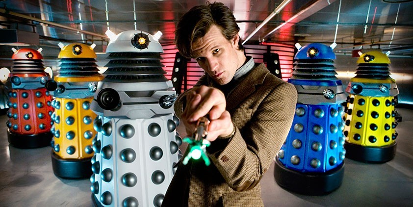 Doctor Who-Victory of the Daleks