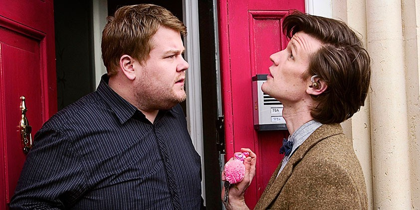 Doctor Who-The Lodger