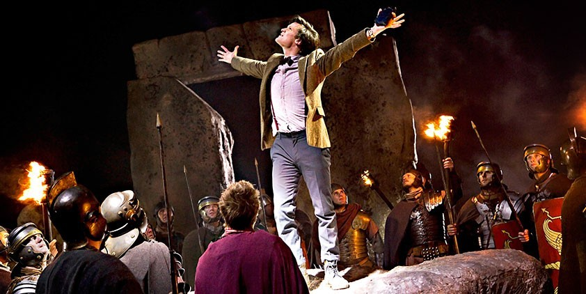 Doctor Who-The Pandorica Opens
