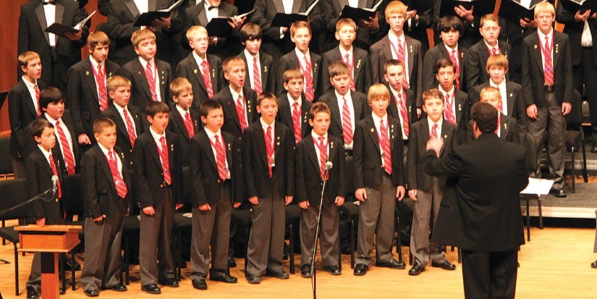 Spirited Songs: A Choral Celebration