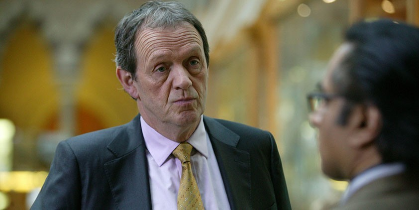 Inspector Lewis, Season 6: Down Among the Fearful