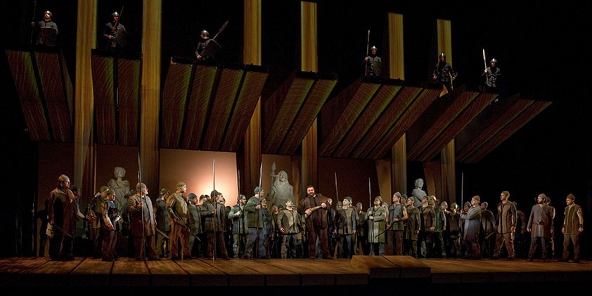 Great Performances at the Met-Wagner's Ring Cycle: Wagner's Dream