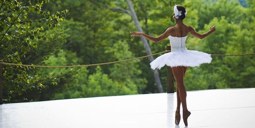 Dancing at Jacob's Pillow: Never Stand Still