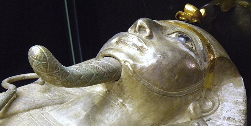 The Silver Pharaoh