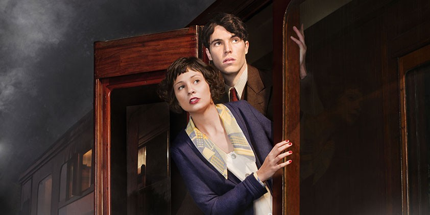 The Lady Vanishes: Masterpiece Mystery!