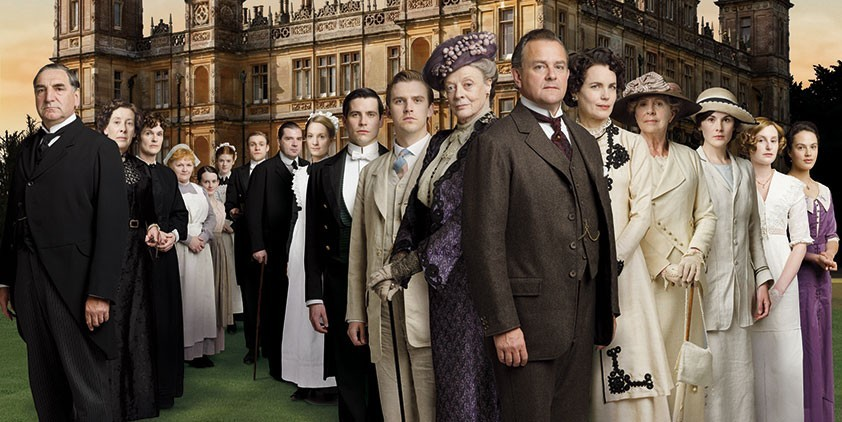Downton Abbey, Season 1: Episode 1