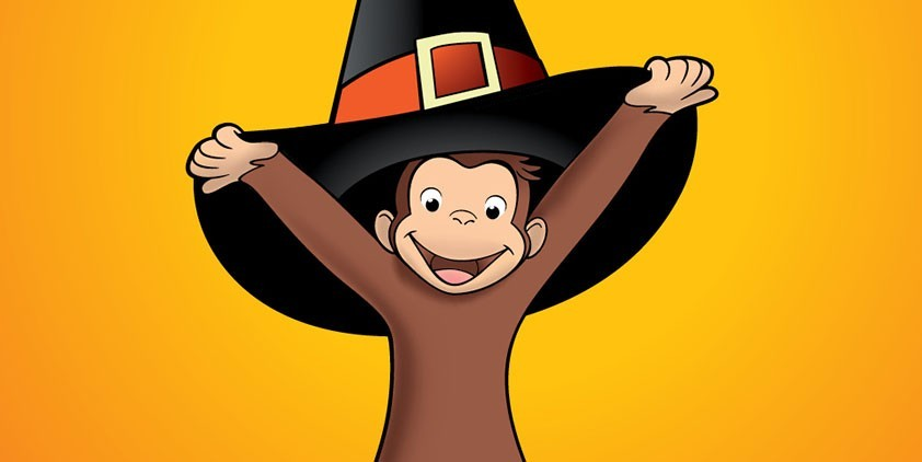curious george a halloween boo fest wisconsin public television