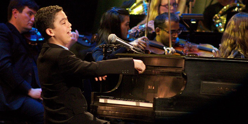 Ethan Bortnick Live In Concert: The Power of Music