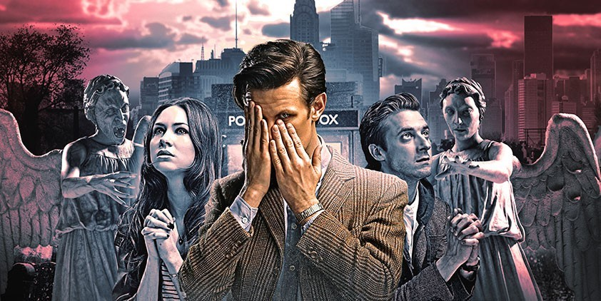 Doctor Who-The Angels Take Manhattan