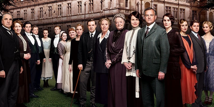 Masterpiece Classic-Downton Abbey, Season 4: Episode 1