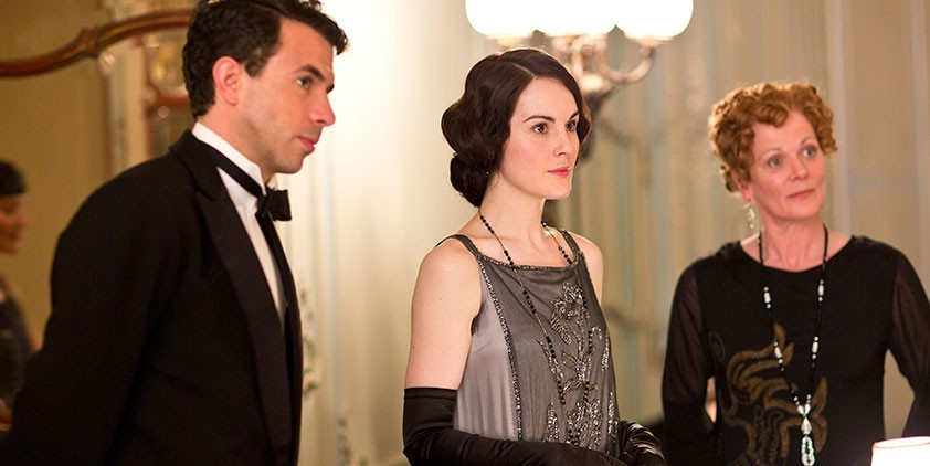 Masterpiece Classic-Downton Abbey, Season 4: Episode 3