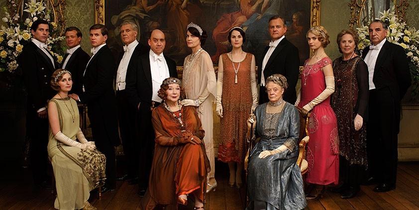 Downton Abbey, Season 4: Episode 8