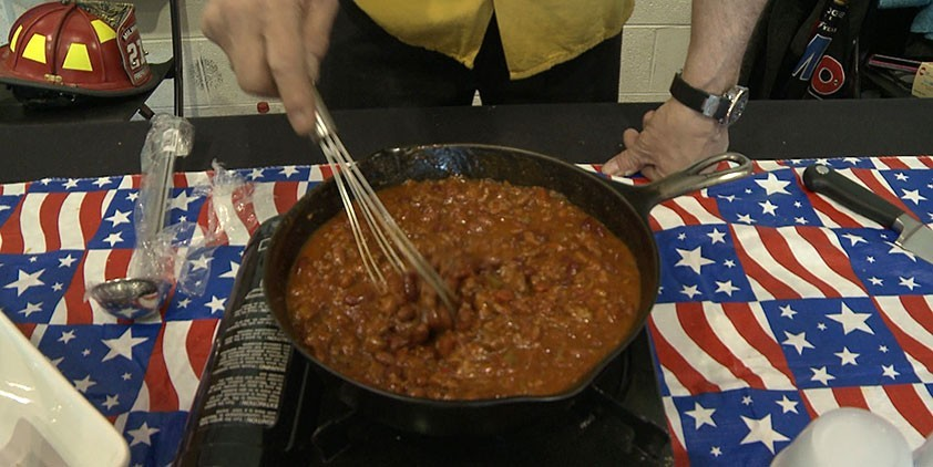 Wisconsin Foodie-Rockabilly Chili
