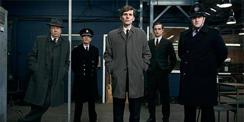 Endeavour, Season 2: Neverland