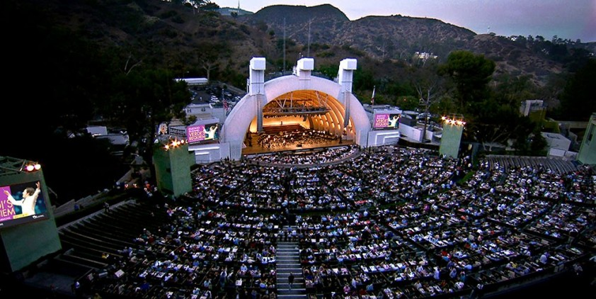 The Hollywood Bowl >> Dudamel Conducts The Verdi Requiem At The Hollywood Bowl Great