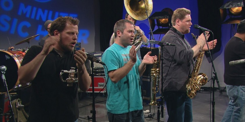 30 Minute Music Hour-Mama Digdown's Brass Band
