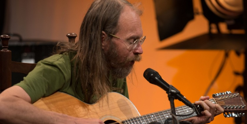 30 Minute Music Hour-Charlie Parr