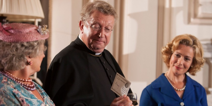 Father Brown-The Prize of Colonel Gerard