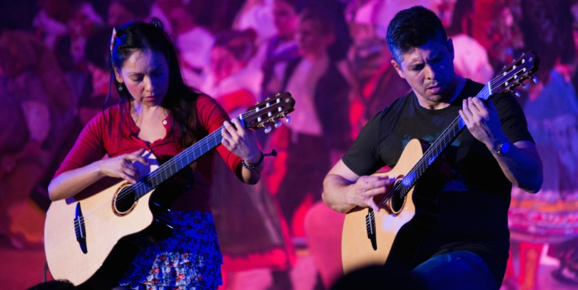 Live From the Artists Den-Rodrigo y Gabriela