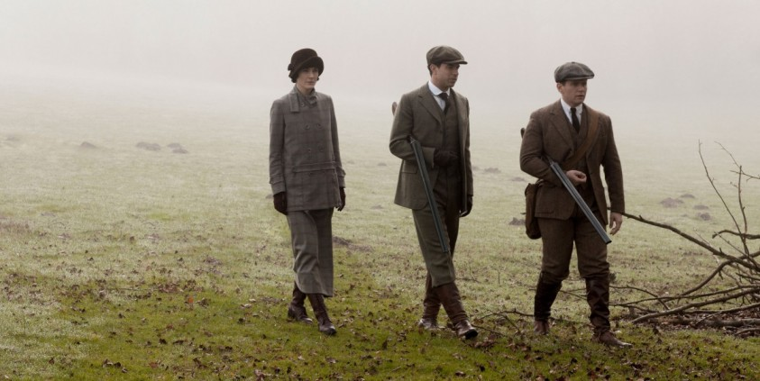 Masterpiece Classic-Downton Abbey, Season 5: Episode 1