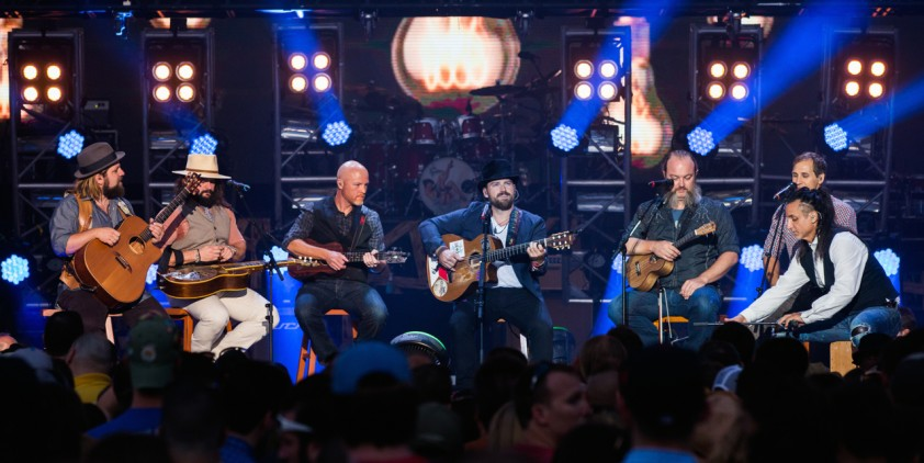 Live From the Artists Den-Zac Brown Band