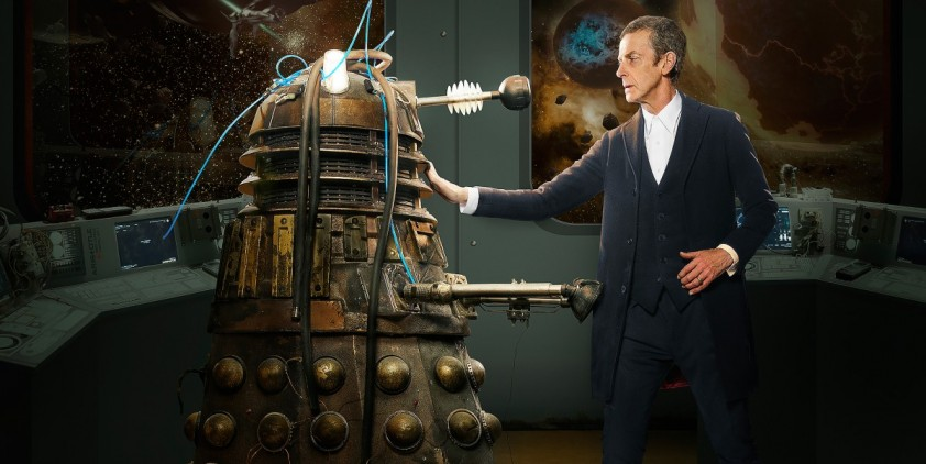 Doctor Who-Into the Dalek
