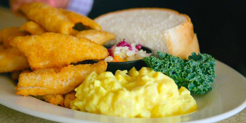 Perch science wendt 39 s fish fry wisconsin foodie for Best fish fry in wisconsin