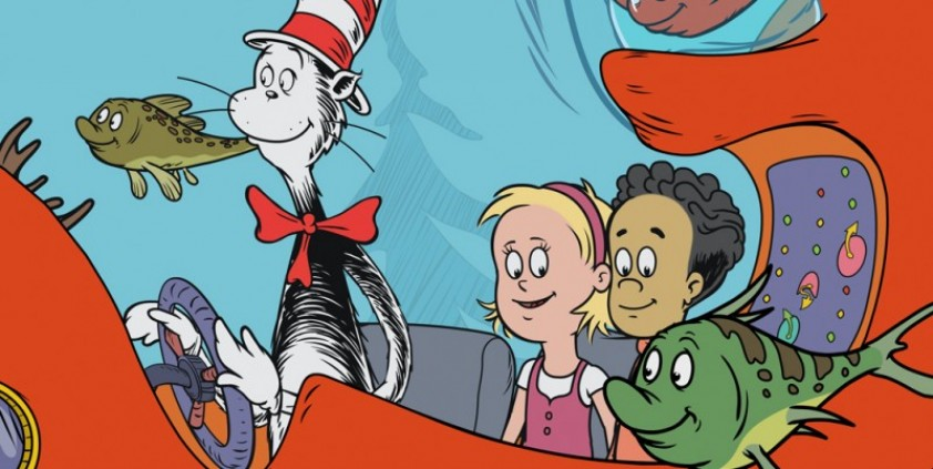 The Cat In The Hat Knows Alot About That Camping