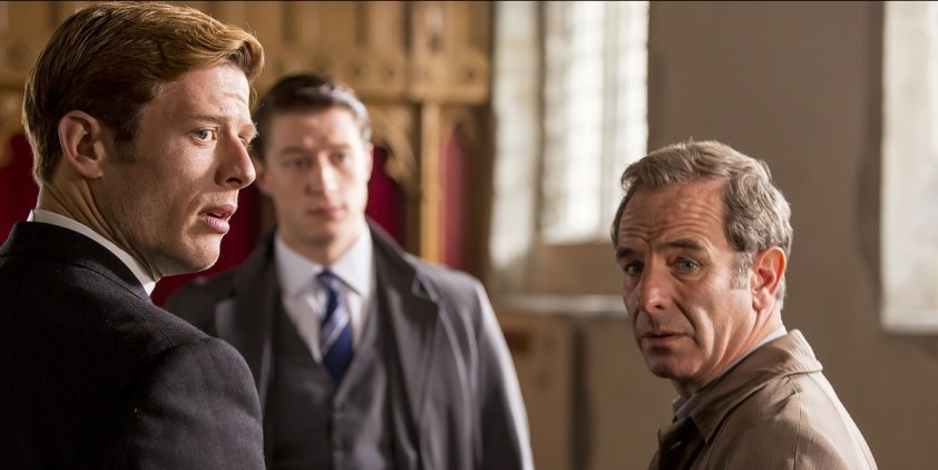 Grantchester, Season 3: Episode 1