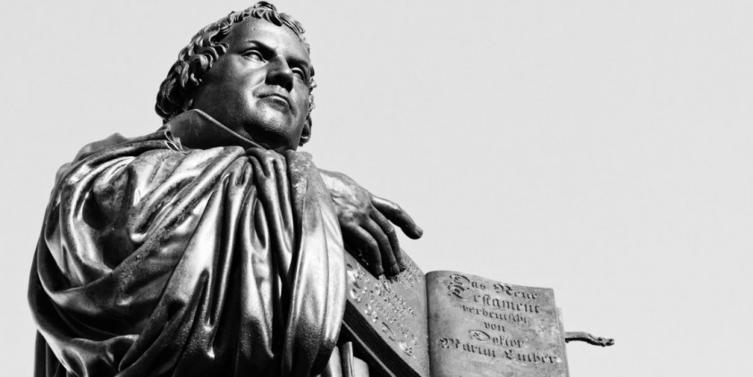 martin luther changed history Martin luther: a brief history/impact on western civiliation martin luther was a man with a purpose  martin luther changed history in the 1500's.