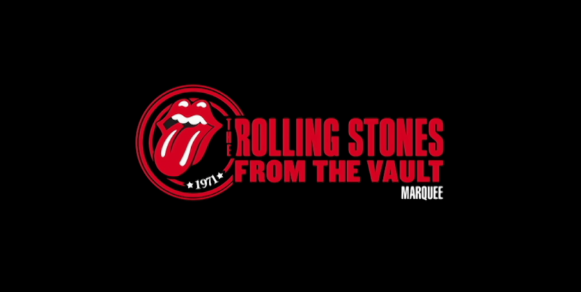 Rolling Stones from the Vault - The Marquee - Live in 1971