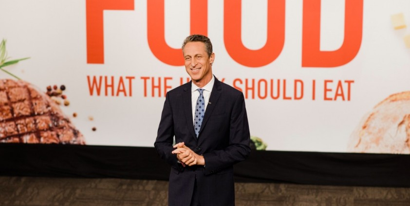 Food: What The Heck Should I Eat? With Mark Hyman, M.D.